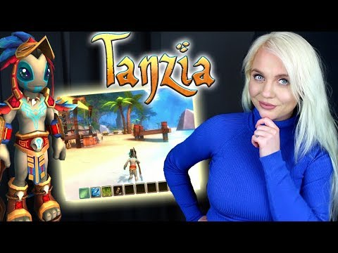 """""""World of Warcraft"""" Like Game on Nintendo Switch? Tanzia Review!"""