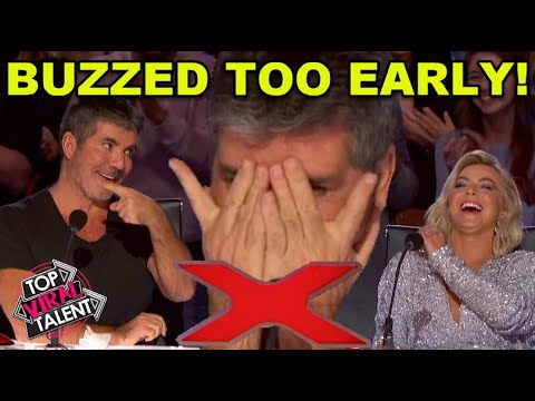 Simon BUZZED TOO EARLY? UNEXPECTED Will Happen... WAIT FOR IT!