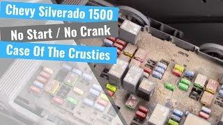 Chevy/GMC Truck: No Start - No Crank
