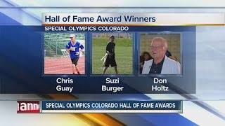 Special Olympics Colorado Hall of Fame Awards