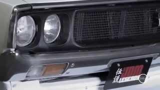 JDM Legends  1975 Nissan Skyline