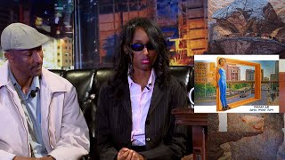 Late Night Show Seifu On Ebs Interviewee With Painter Mezegebu Tesema