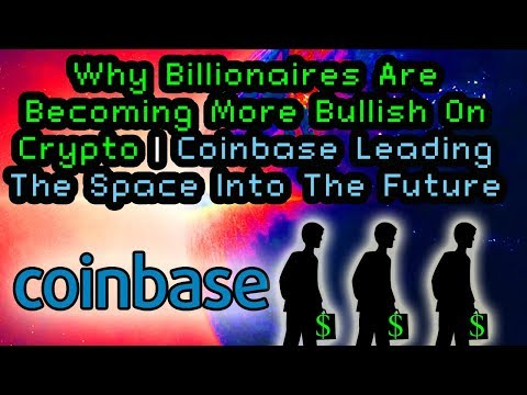 Why Billionaires Are Getting HYPE About Crypto | More Bitcoin News 10/30/2018