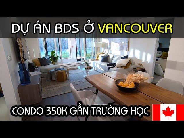 Mua Nhà ở Vancouver Canada || Condo 350k ở Langley, gần Trường Học & khu Thương Mại