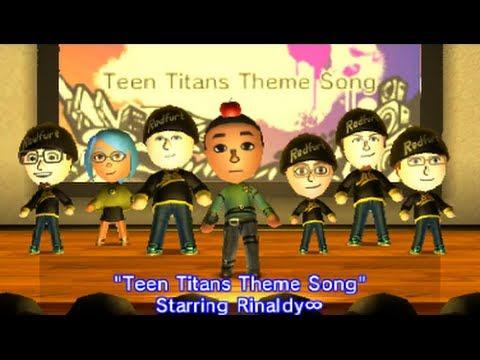 Teen titans theme lyrics