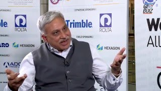 Dr. Shailesh Nayak talks about India's geospatial policy, open data and innovative applications