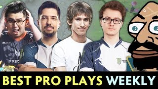 Best PRO plays #33 — first 7.23 edition