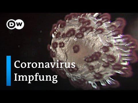 Das Wettrennen Um Die Coronavirus Impfung Dw Nachrichten Youtube