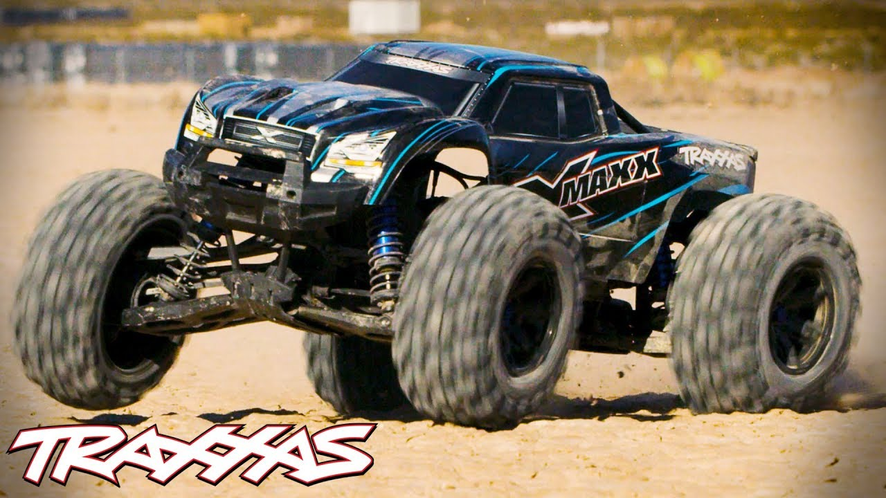 Traxxas X Maxx Ultimate Rc Monster Truck Traxxas The monster truck has been redefined. traxxas x maxx ultimate rc monster