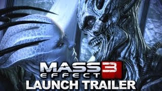 Mass Effect 3 - Launch Trailer