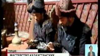Казахстанские каскадеры участвуют в съемках турецкого сериала «Возрождение Ертугрула»