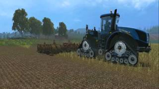 Intro CytrusANDswiatek6 Farming Simulator 2015 ;)