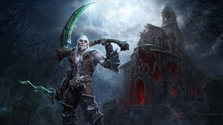 Diablo III: Rise of the Necromancer \ PS4 Pro Gameplay  Reaper of Souls – Ultimate Evil Edition