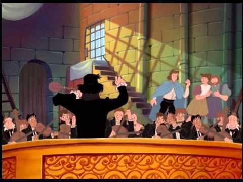 Бетховен мультфильм исторические личности
