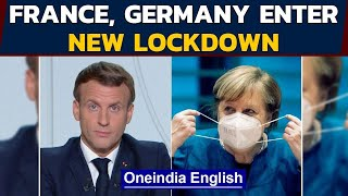 France, Germany under fresh lockdowns, strict but less severe | Oneindia News