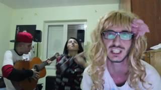 Ginza reggaeton Sharon (PARODIA) - Carmine Migliaccio