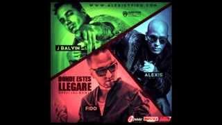 Alexis Y Fido Ft. J Balvin - Donde Estes Llegare    Prod. By Master Chris