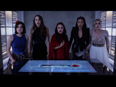 Pretty Little Liars - A's story 6x10 part 1