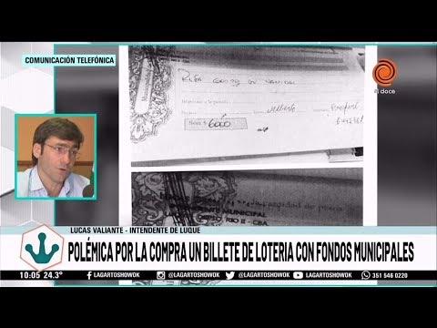 Polémica Por La Compra De Un Billete De Lotería Con Fondos Municipales