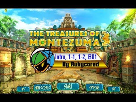 The Treasures of Montezuma (2007, PC) - Level 5-7 to 5-12 [720p]