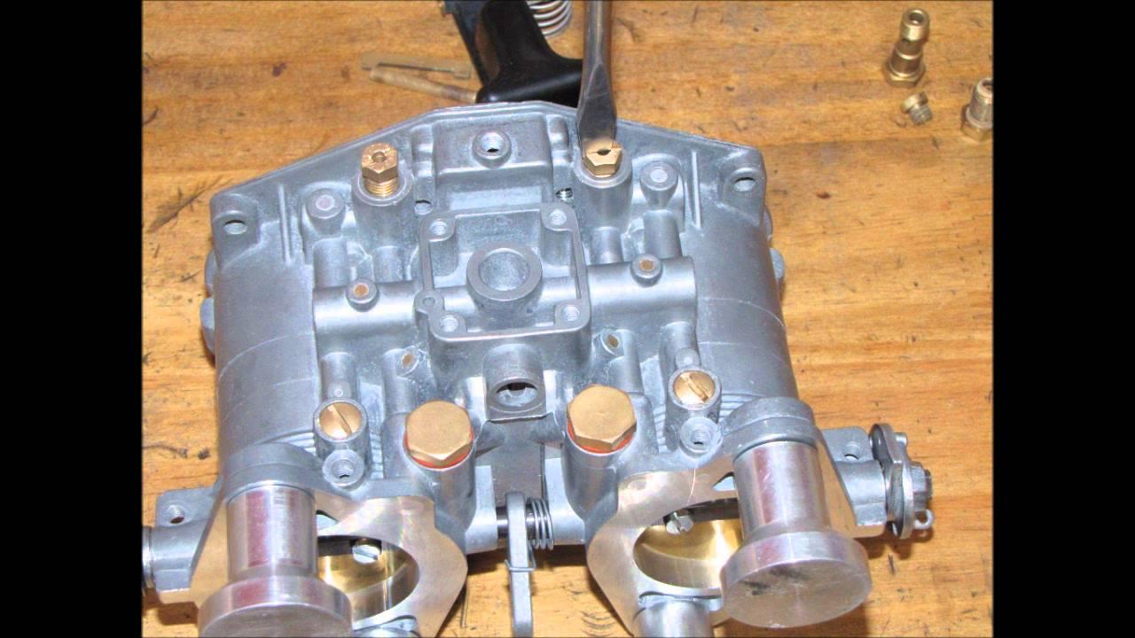 carburateur solex 40 pii-4