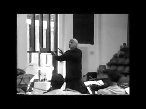George Hurst conducts Brahms' Tragic Overture