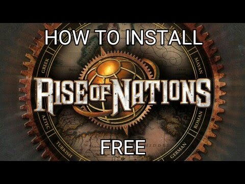 rise of nations and thrones and patriots cd key