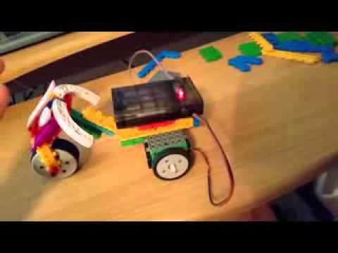 Robot Kit for Kids, 4-in-1 Robotics Set