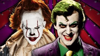 Download The Joker vs Pennywise. Epic Rap Battles Of History Mp3 and Videos