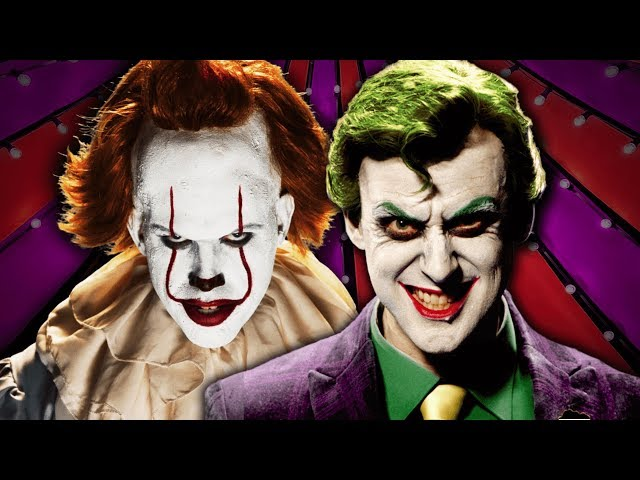 The Joker vs Pennywise. Epic Rap Battles Of History