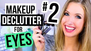 MAKEUP DECLUTTER #2 || What Worked & What Didn