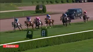 Vidéo de la course PMU GRAND STEEPLE-CHASE DE NANCY