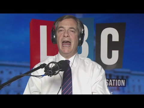 The Nigel Farage Show: Why Cabinet not discuss immigration at today