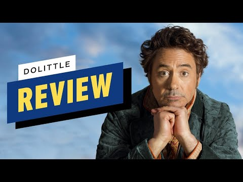 Dolittle Review (Robert Downey Jr., Tom Holland)