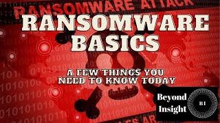 Ransomware - Beyond Insight   Tech Insider on