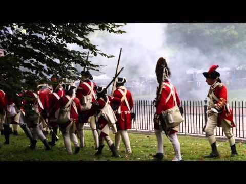 Battle of Germantown Re-enactment (2015)
