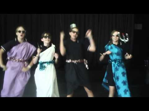 Year 7 Raps - The Cathedral School - Townsville
