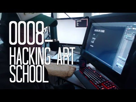 Hacking an Art School Education.