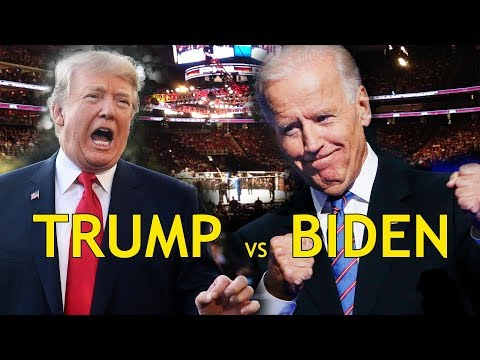 Trump Vs Biden! The Petition That Could Change The World