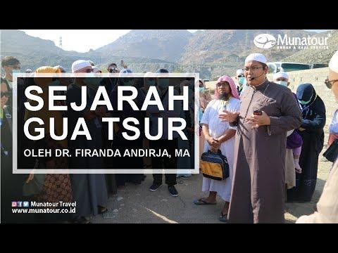 Munatour Travel - City Tour Jabal Rahmah oleh Ustadz Dr. Firanda Andjirja, MA.