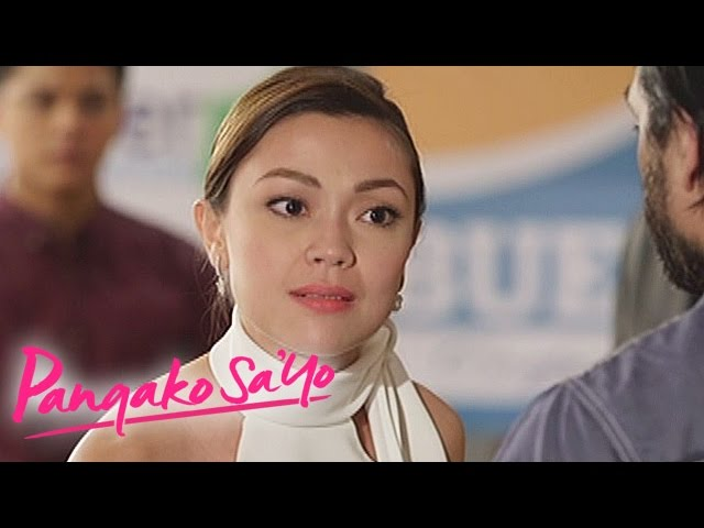 Pangako Sa'Yo: Intense Confrontation #1