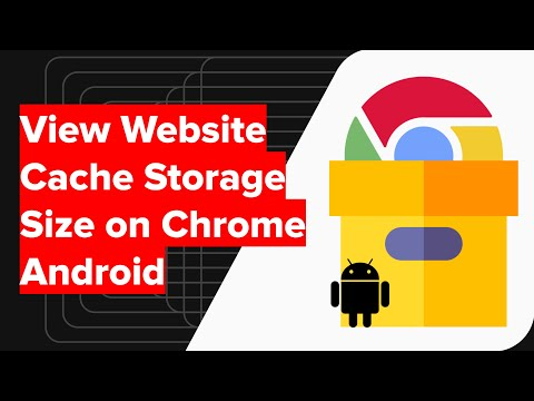 How to View & Clear Site Storage Data on Chrome Android?