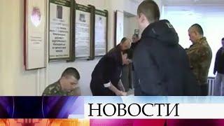 Петр Порошенко объявил о скорой переброске подразделений войск к границе с Россией.