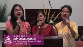 Hari Ketujuh Tuhan adalah Gembalaku - Lisa Simanjuntak, Rentina Simbolon & Jayne Sihotang