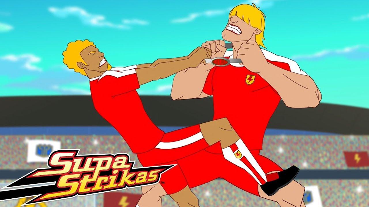 Supa Strikas | Blok / Attak - Ganze Folge | Fußball Cartoons für Kinder