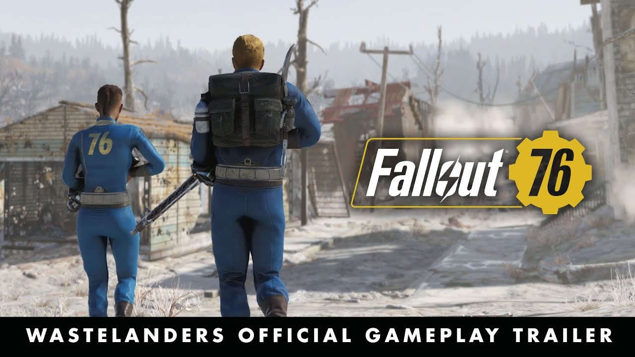 Fallout 76 is getting a massive update with NPCs and battle royale