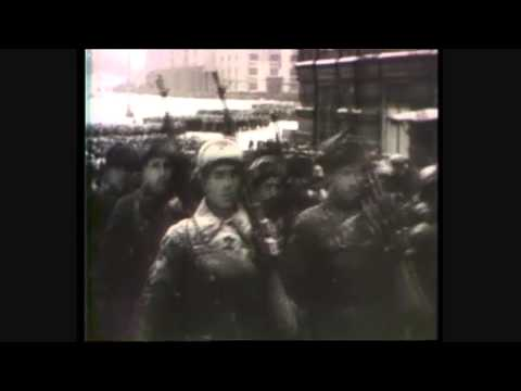 Red Army Choir - The March of the Defenders of Moscow