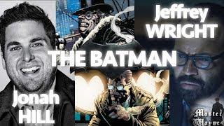 Jonah HILL y Jeffrey WRIGHT podrían firmar para THE BATMAN de Matt REEVES