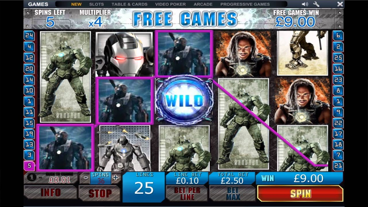 Free Online Slot Machines With Bonus Rounds