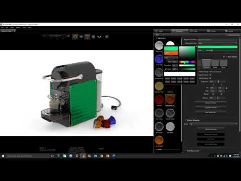 Getting started with SOLIDWORKS Visualize
